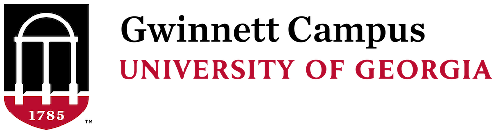 Gwinnett Campus at University of Georgia Logo